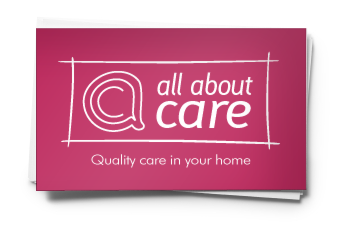 All About Care Business Card