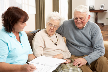 Home Care : Picture of care assessment